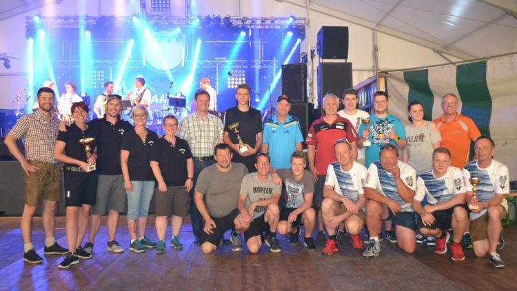 Hobby Pfingstturnier des SV Breitenbach ein voller Erfolg