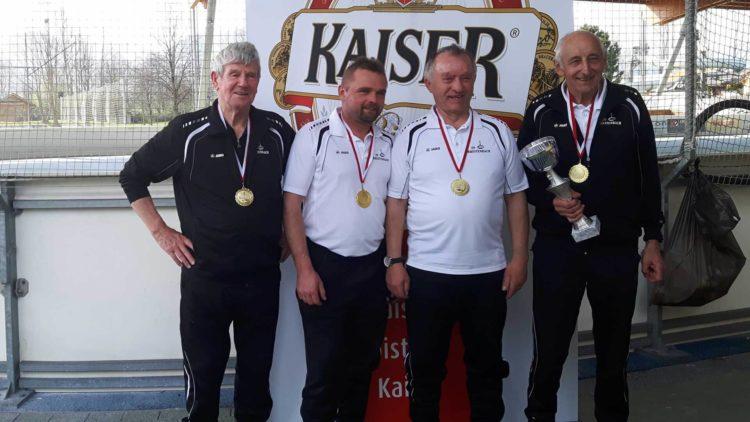 Der SV Breitenbach ist Bezirksmeister 2017