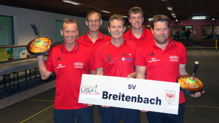 Liveticker Bundesliga Derby Breitenbach gegen Angerberg