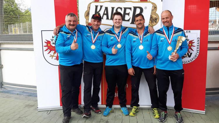 Sieg für den SV Breitenbach bei der Oberliga Herren Ost