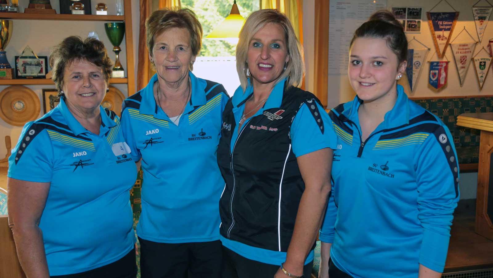 Landesmeisterschaft der Damen in Steinach