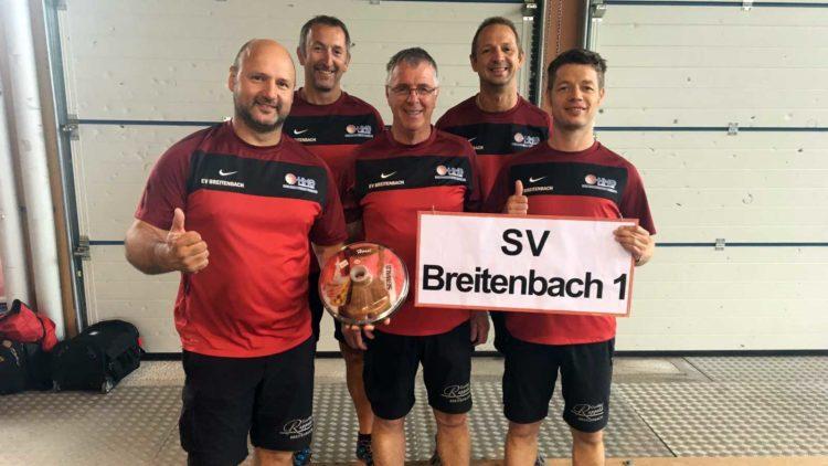 Steher für den SV Breitenbach in der Bundesliga 2