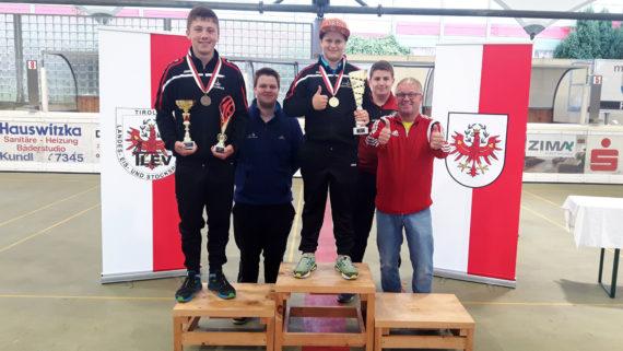 SV Breitenbach Jugend erfolgreich bei der LM Ziel