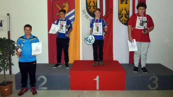 4. Platz für Sandro Thöny bei der ÖM Ziel