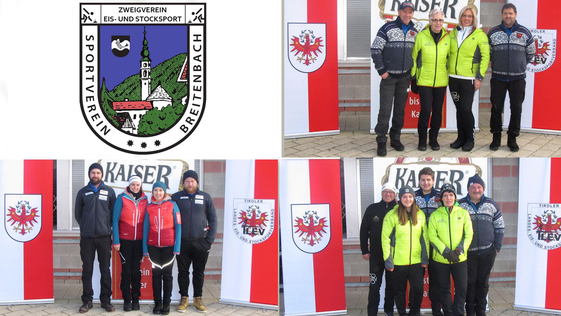 SV Breitenbach mit 3 Mannschaften bei der Oberliga Mixed