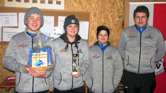 4. Platz für SV Breitenbach bei der Landesmeisterschaft U19