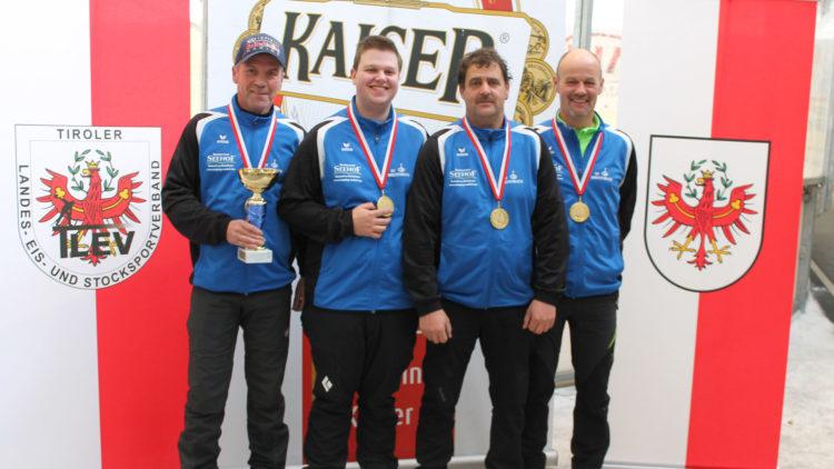 SV Breitenbach 4 gewinnt die Unterliga