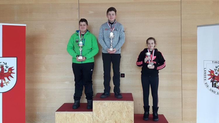 Landesmeister und 2 mal 2. Platz beim Zielbewerb