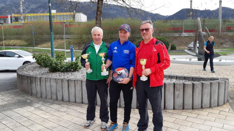 SV Breitenbach räumt beim Zielbewerb ab