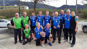 SV Breitenbach Doppelaufstieg in der Bezirksmeisterschaft