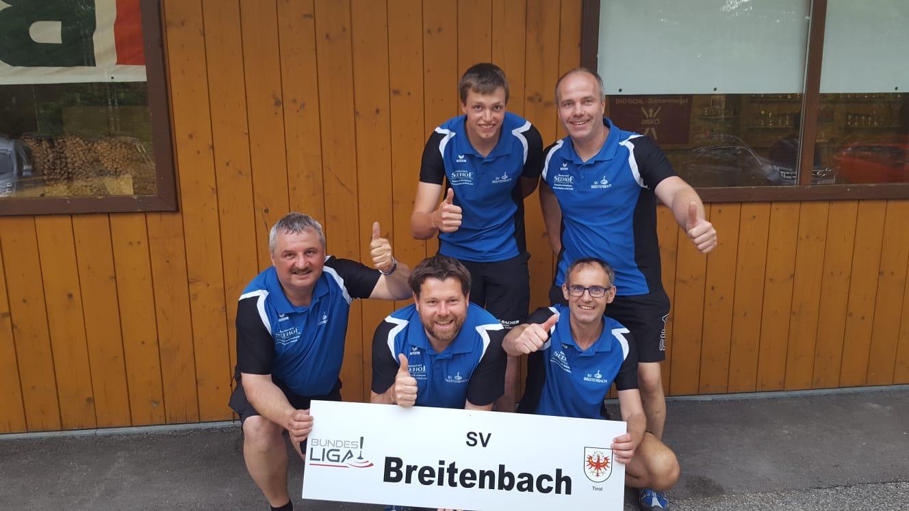 Vorzeitiger Klassenerhalt in der Bundesliga 1
