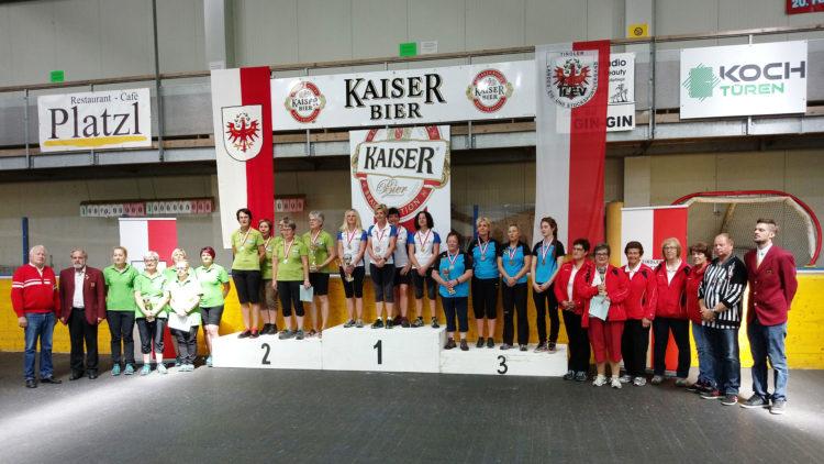 Damen des SV Breitenbach holen Landesmeister
