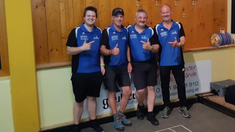 Erfolgreiche Alpenligasaison des SV Breitenbach