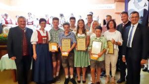 Sportler Ehrenabend in Breitenbach am Inn