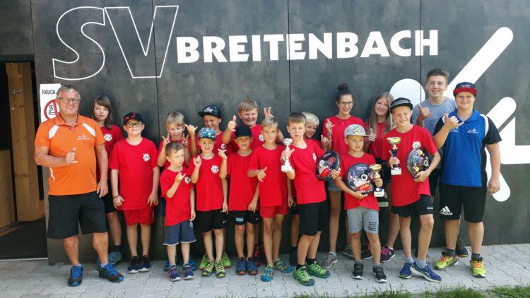 Spiel Sport Spaß Tage der Gemeinde Breitenbach