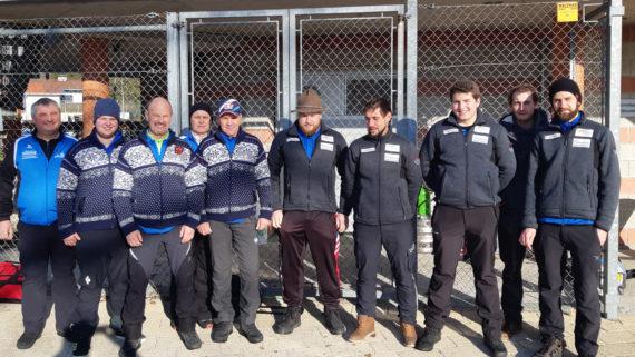 SV Breitenbach 4 steigt zur Landesmeisterschaft auf