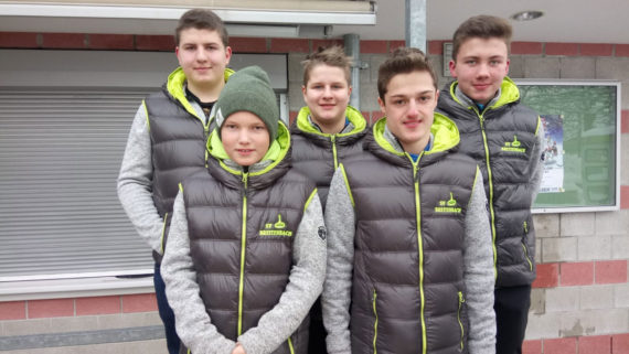 Dritter Platz für Breitenbach bei der LM U19