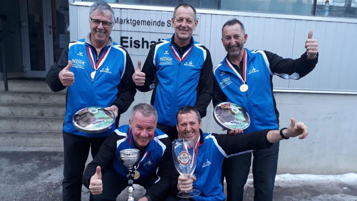SV Breitenbach gewinnt die Landesmeisterschaft Senioren