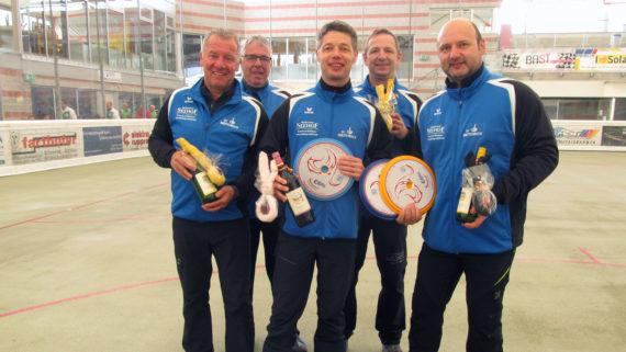 SV Breitenbach 2 mit makellosem Saisonstart