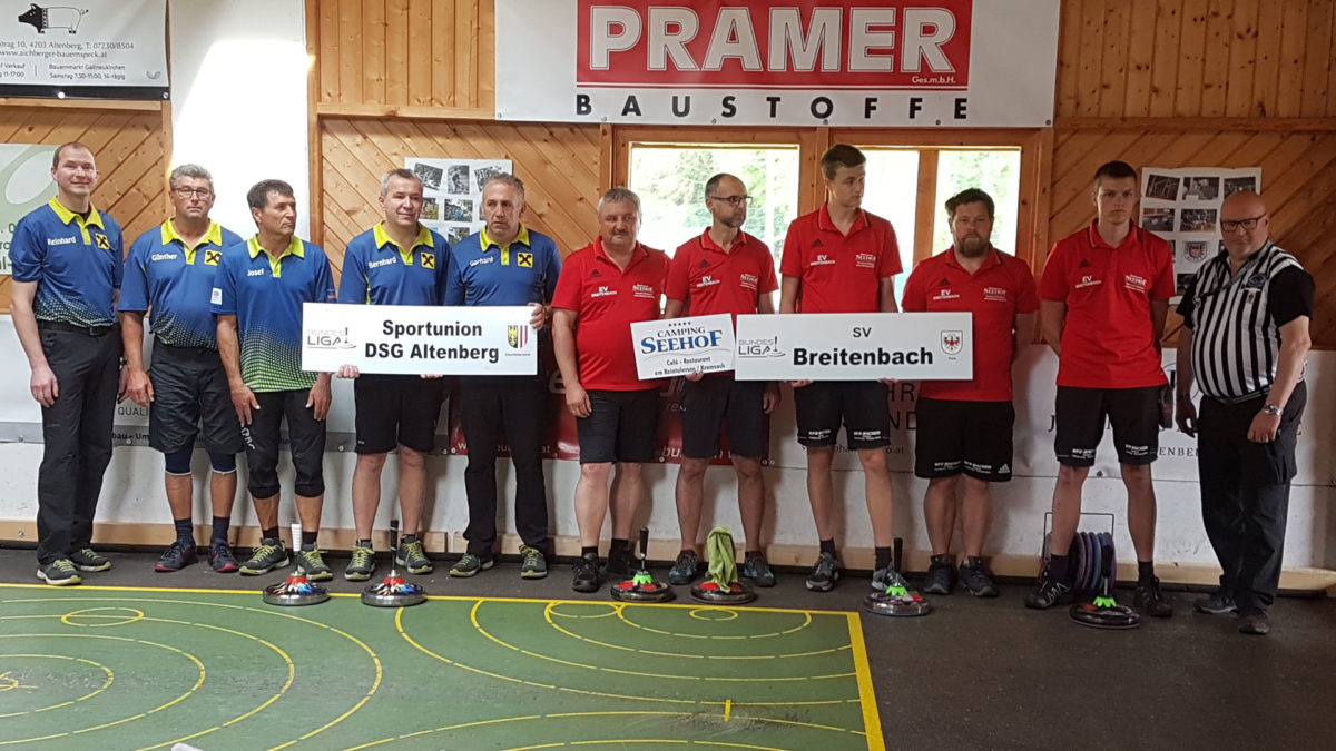 Bärenstarke Leistung des SV Breitenbach in Altenberg