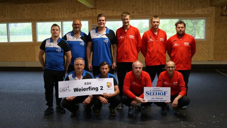 Spannendes Bundesligaspiel in Breitenbach