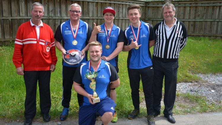 Breitenbacher Meisterschaften in der Oberliga