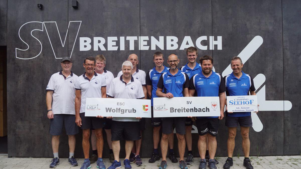 Breitenbacher Gruppensieg in der Bundesliga 1
