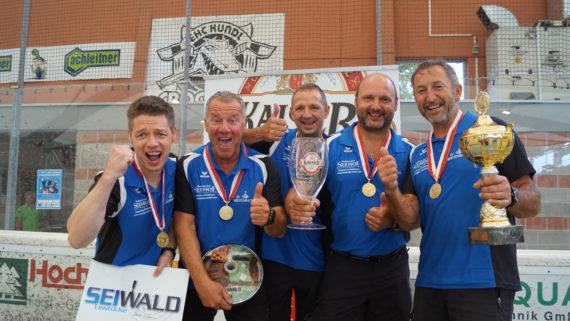 SV Breitenbach 2 holt sich den Landesmeister
